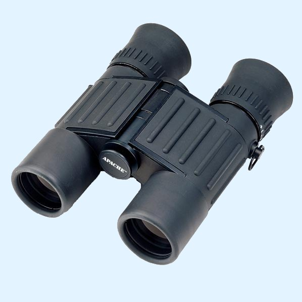 Weems and Plath 7x28 Apache Binoculars w/M-22 Reticle