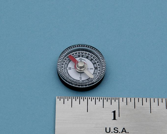 Small Air Damped Plastic Compass