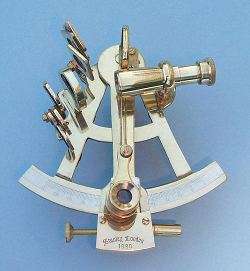 4-inch Special Pruchase Brass Sextant