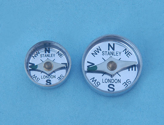 Aluminum Project Compasses